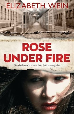 MINI REVIEW: Rose Under Fire by Elizabeth Wein