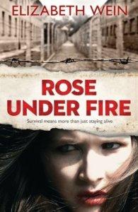 MINI REVIEW: Rose Under Fire by Elizabeth Wein