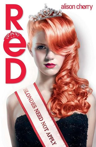 REVIEW: Red by Alison Cherry