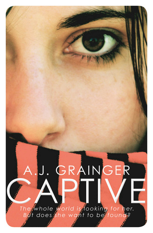 REVIEW: Captive by A.J. Grainger