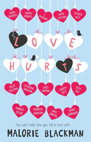 REVIEW: Love Hurts, edited by Malorie Blackman