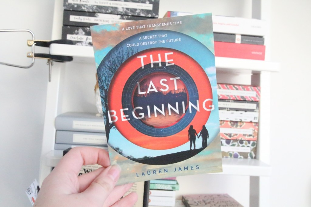 The Last Beginning by Lauren James