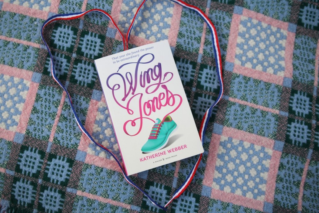 REVIEW: Wing Jones by Katherine Webber
