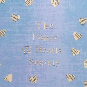 Introducing… The Paper & Hearts Society!