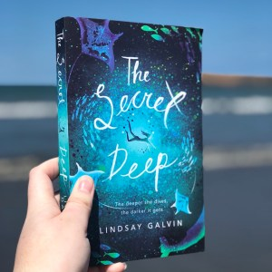 "Lindsay Galvin, author of The Secret Deep: ""Boys Will Be Boys"""