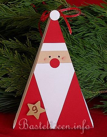 Basteln_Advent_-_Adventskalender_mit_Nikolaus_und_Weihnachtsbaum_2