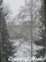 Schnee in Köln 2012