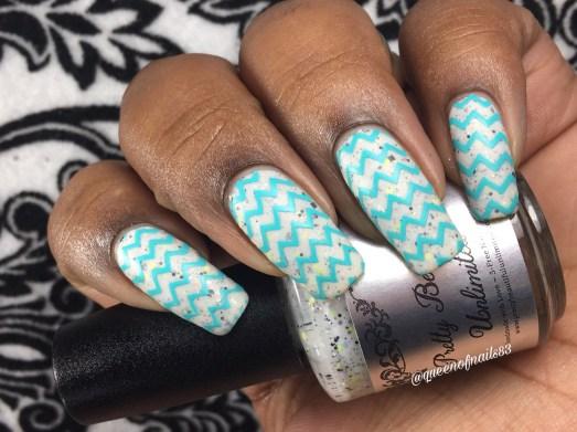 Gil w/ nail art