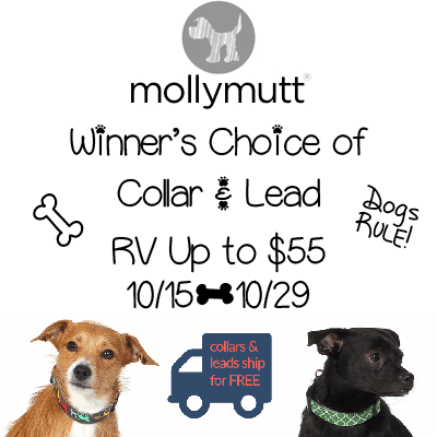Molly Mutt Giveaway