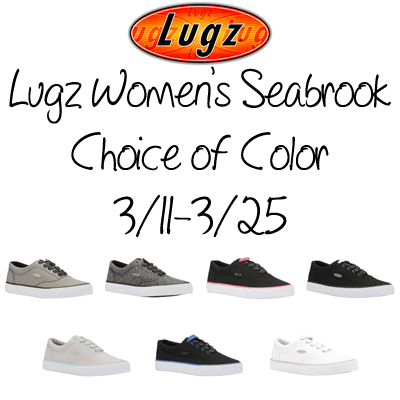 Lugz Seabrook Shoes Reviews