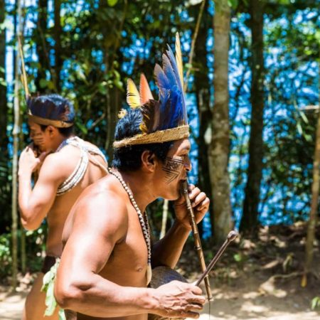 """The """"Indians"""" of Brazil"""