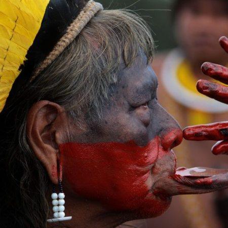 The Guarani Indians of Brazil