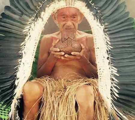 Tata Yawanawa, Yawanawá leader makes his passage