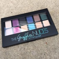 Maybelline The Graffiti Nudes Palette Review