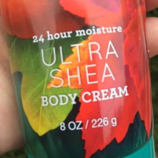 Bath & Body Works Sweet Cinnamon Pumpkin Body Cream Review