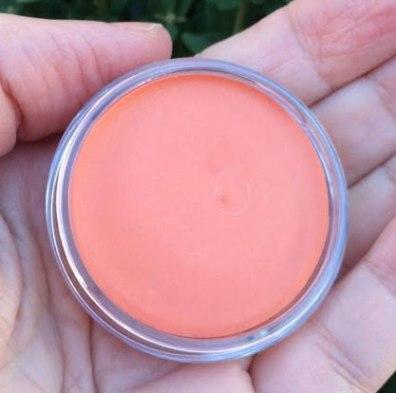e.l.f. Beautifully Bare Blush in Peach Perfection Review