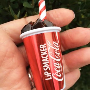 New Coca-Cola Lip Smacker Cup Lip Balm Review
