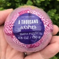 Bath & Body Works A Thousand Wishes Bath Fizzy Review