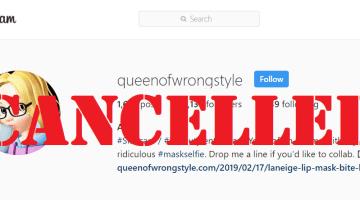 instagram shadowban cancel culture