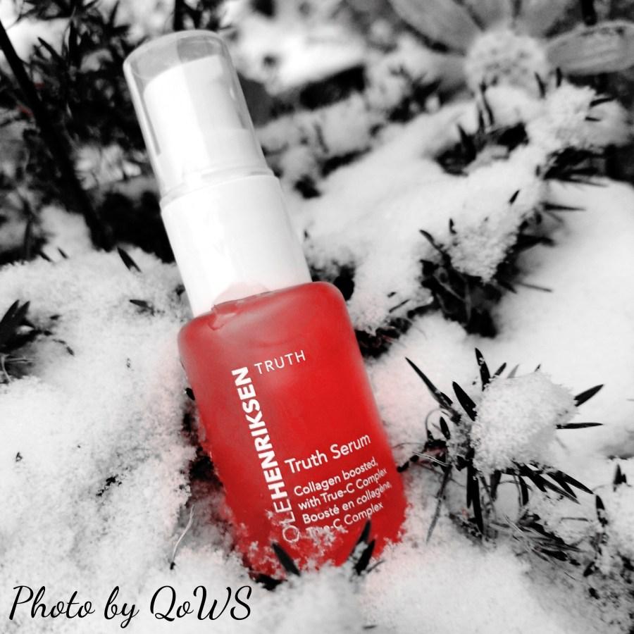 ole henriksen truth serum in the snow