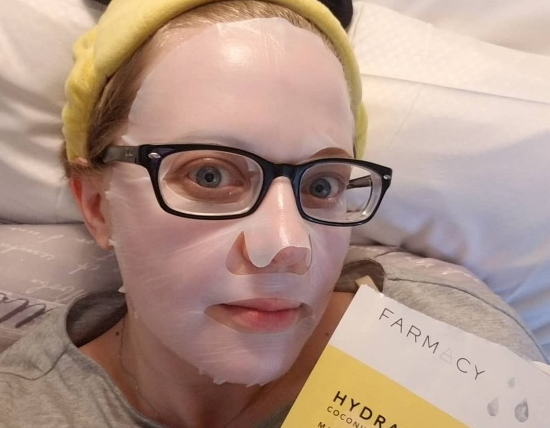 masking while in bed