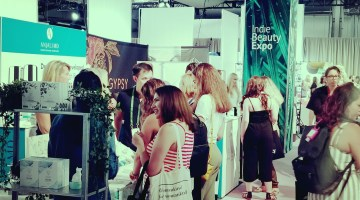 Indie Beauty Expo New York 2019 at Pier 45