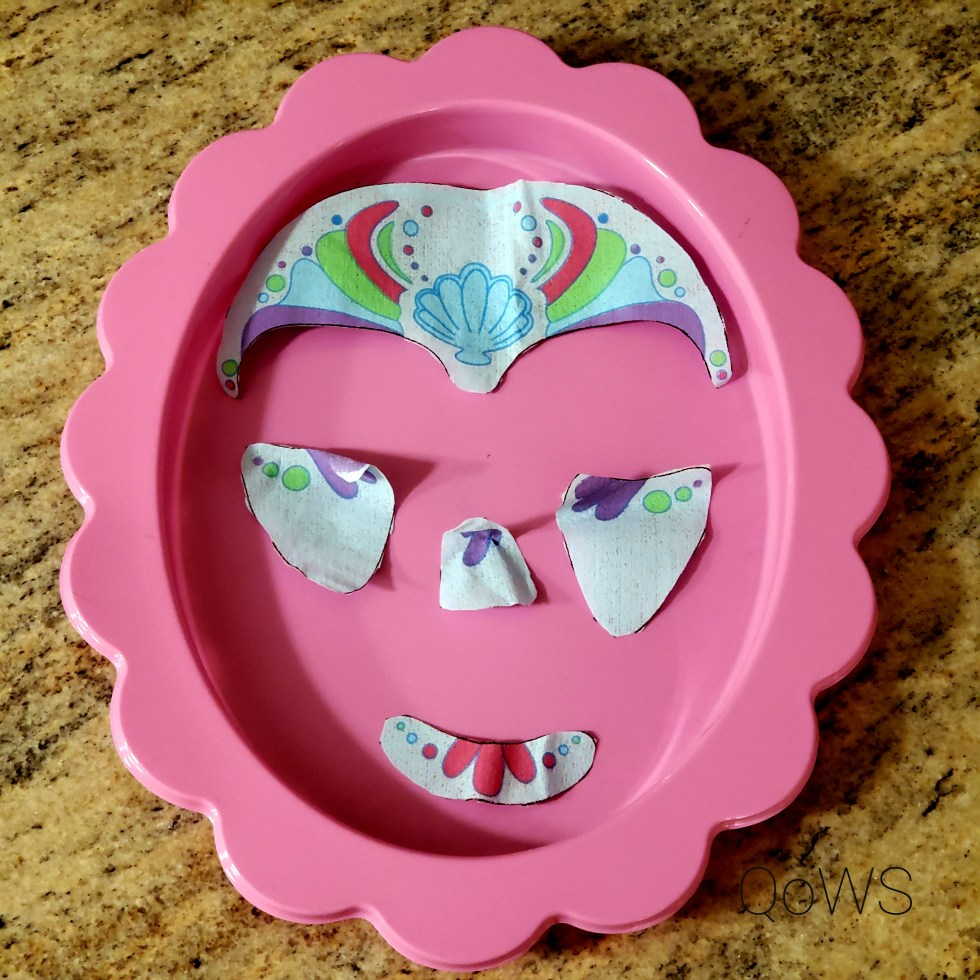 cra-z-art mask kt tray
