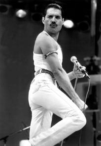 Freddie Live Aid