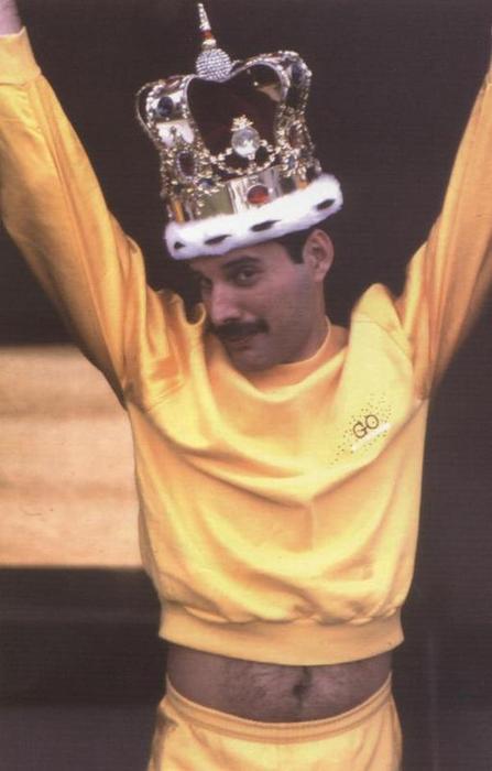 Freddie 1986 - King