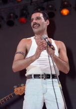 Photo of Freddie MERCURY and LIVE AID and QUEEN
