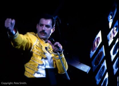 Freddie Mercury - Magic Tour 1986