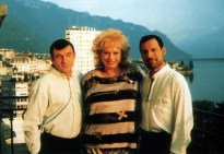 freddie-mercury-jim-hutton-and-barbara-valentin-in-montreux