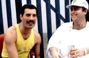 Freddie with Elton