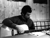 In studio - 1979