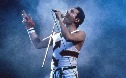 Freddie - Hot Space 1982