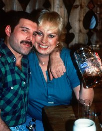 Freddie and Barbara Valentin