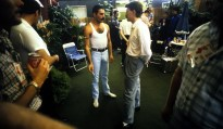 Freddie and David - Live Aid