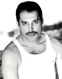 Freddie Mercury - photo session 1984