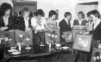1977 - Ahoy Hall in Rotterdam
