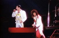 Freddie and Brian Live At Knebworth