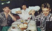 Brian, John and Roger - 1982