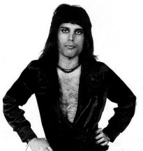 Freddie - photo by Mick Rock 0 1974