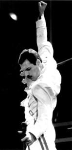 Live At Wembley 1986 - Freddie