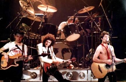 Queen - Crazy Tour - 1979