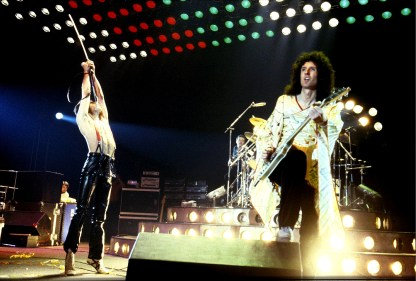 Jazz tour - Queen show 1978