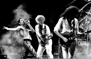 Queen live - The Works Tour
