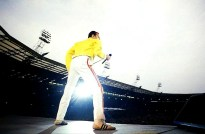Wembley Stadium 1986 - Freddie
