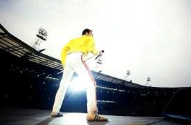 Wembley Stadium 1986 - Freddie