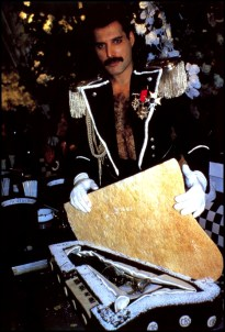 Freddie Birthday Party in Munich 1985