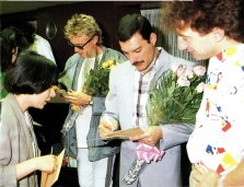 in Japan 1985